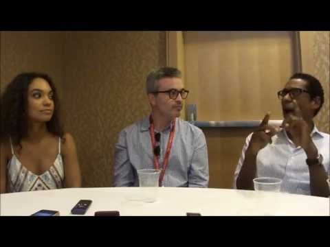 Sleepy Hollow Interview with EP Alex Kurtzman, Lyndie Greenwood, and Orlando Jones
