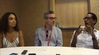 Sleepy Hollow Interview with EP Alex Kurtzman, Lyndie Greenwood, and Orlando Jones Thumbnail