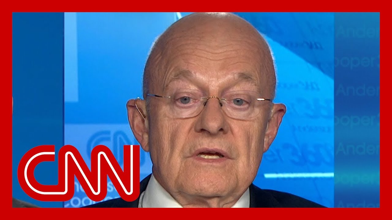 CNN:James Clapper stunned by Trump's remarks to ABC