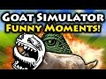 THE ILLUMINATI! - Goat Simulator Funny Moments! (Funtage)