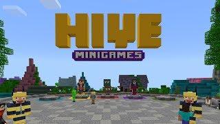 Новый Сервер от Mojang для Minecraft PE 1.7!