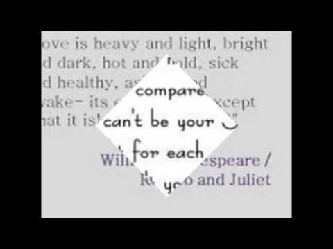 Romeo Juliet Love Quotes Thoughts YouTube Stunning Romeo And Juliet Love Quotes