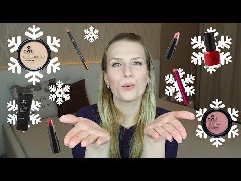 Avril Cosmetics | Recenze produktů BIO francouzské dekorativní kosmetiky