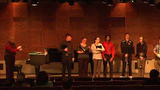 Buffalo State College Intro to Music Studies End of Semester Spectacular