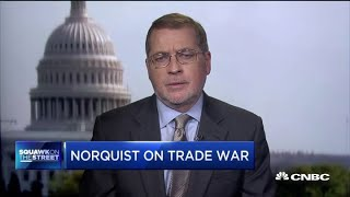 Grover Norquist on debt ceiling debate and potential government shutdown