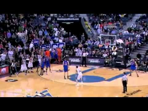 Washington Wizards 2009-10 : Top 10 Plays