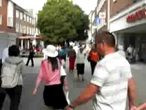 Canterbury town, Kent tour guide in England UK カンタベリーの観光ツアー