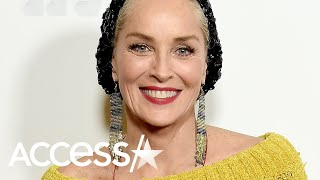 Sharon stone candidly admits she likes her body more now at 61