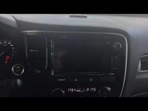Автомагнитола MegaZvuk PH-6993 Mitsubishi Outlander III 2012+ Android 6.0.1
