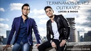 Gambar cover TERMINAMOS DE VEZ - LUCAS E DIOGO (CD NOVO)