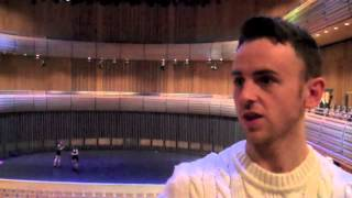 Anthony Lo Giudice talks about his choreography and inspiration for