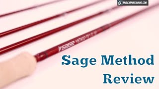 sage method fly rod review 5 wt