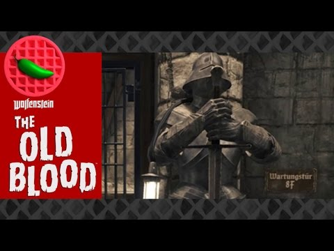 B.J.'s Love Boat -- Let's Play Wolfenstein: The Old Blood (Part #4) (1080p 60fps PC gameplay)
