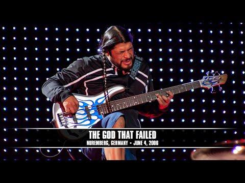 Metallica: The God That Failed (MetOnTour - Nuremberg, Germany - 2006) Thumbnail image