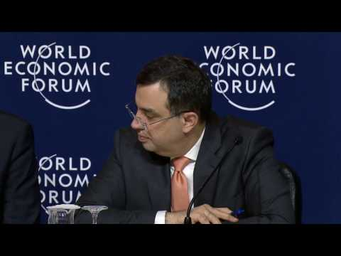 Davos 2017 - Press Conference: Accelerating Reforms in the Arab World