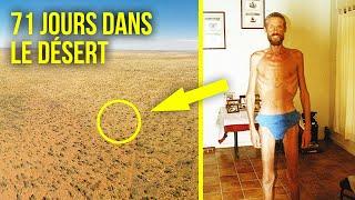 L'homme qui a survécu 71 jours seul en plein désert (Enterré vivant) - HDS #4