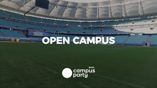 Campus Party Brasil #11 - Comercial TV