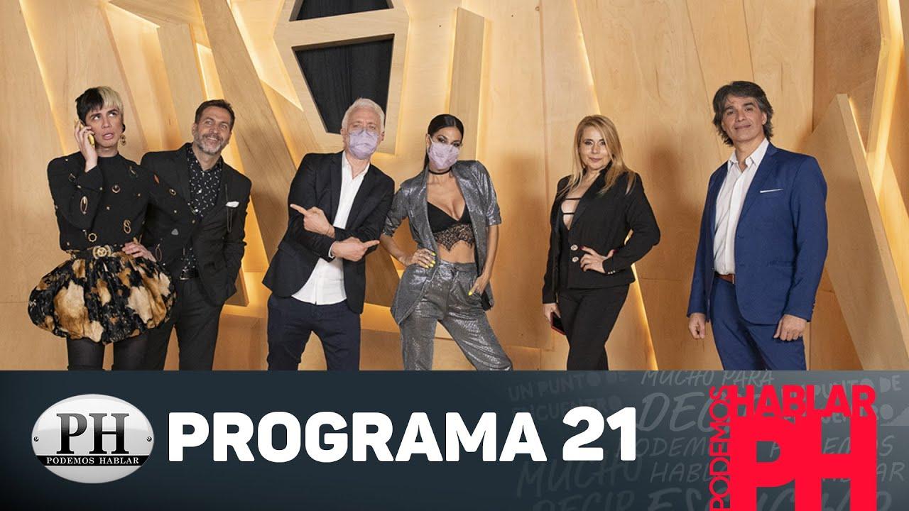 Download Programa 21 (21-08-2021) - PH Podemos Hablar 2021
