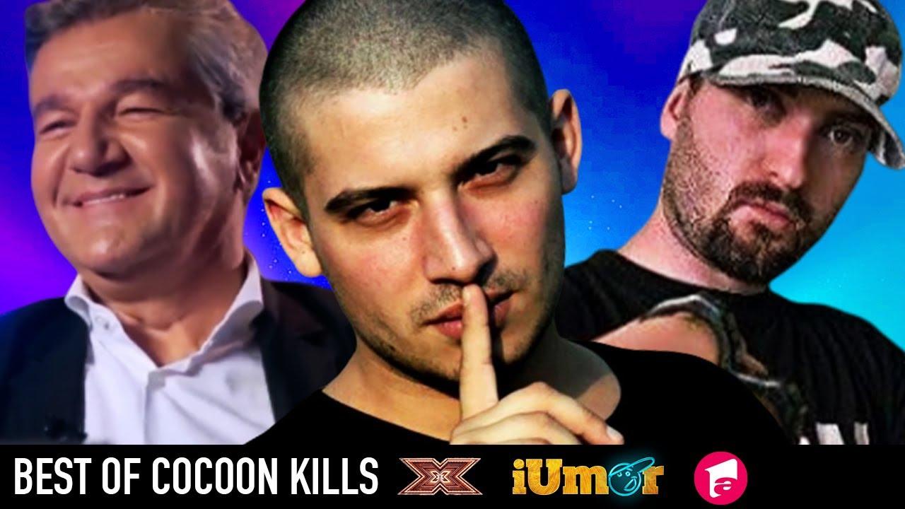 Cocoon Kills (Ioan Mardare), concurentul fenomen de la X Factor, în semifinala iUmor
