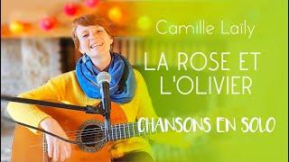 Chansons en solo #10 - La rose et l'olivier