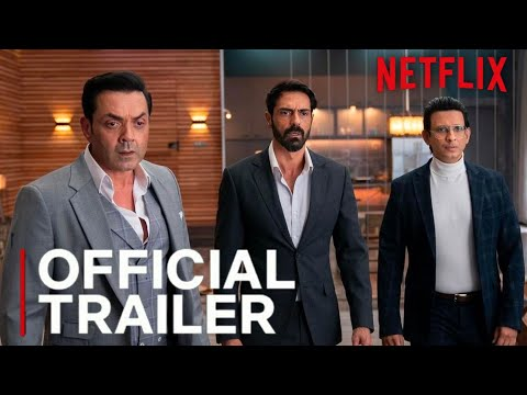 PENTHOUSE | Netflix Film | Official Trailer Soon | Bobby Deol | Arjun Rampal | Sharman Joshi