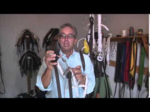 Gary Contessa Tackles Tack (Equipment)