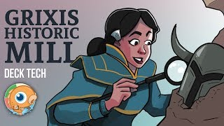 Instant Deck Tech: Grixis Historic Mill (Standard)