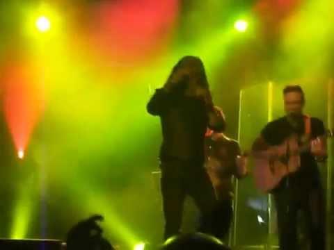 El Arrebato concierto en Tudela Navarra en vivo varias canciones 2015