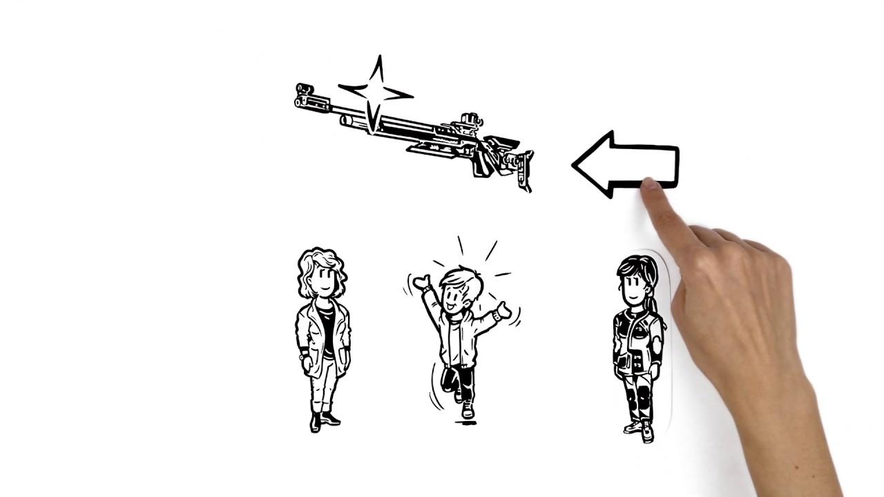 Video explicative «Qu'est-ce que le tir sportif?»