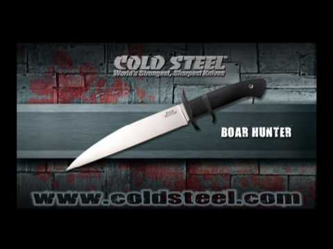 Discontinued- Boar Hunter : Cold Steel Hunting Knives