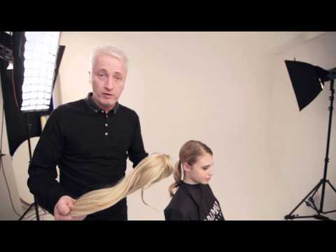 How To Create A Glamorous Wedding Updo With Extension Styles By Balmain