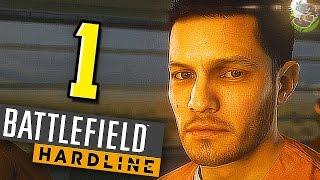 НАЧАЛО ИГРЫ! - Гагатун впервые играет в сюжет Battlefield Hardline