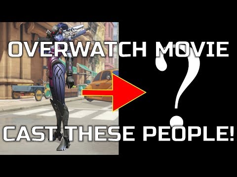 Overwatch Movie: These Actors Should Be Cast!