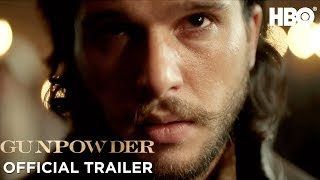 Gunpowder (2017) | Official Trailer ft. Kit Harington | HBO