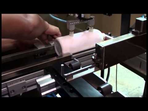 how to change automatic screen printing machine fixture