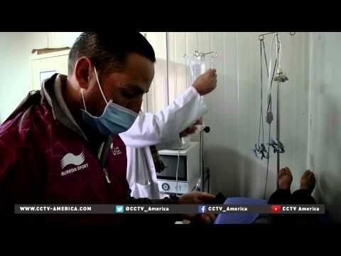 Syrian refugees in Jordan struggle after gov't cuts medical benefits