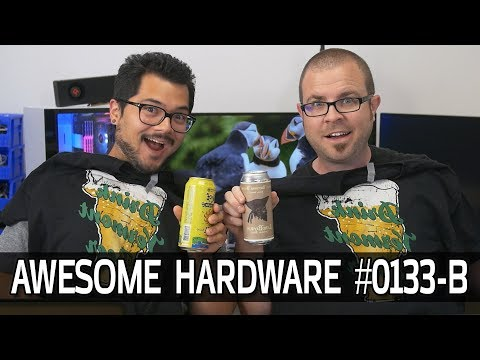 Awesome Hardware #133-B: Ryzen 2 Details! DisplayHDR Spec, HP Keylogger