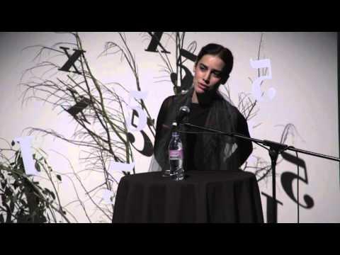 Lila Azam Naganeh @ 5x15 - On Nabokov