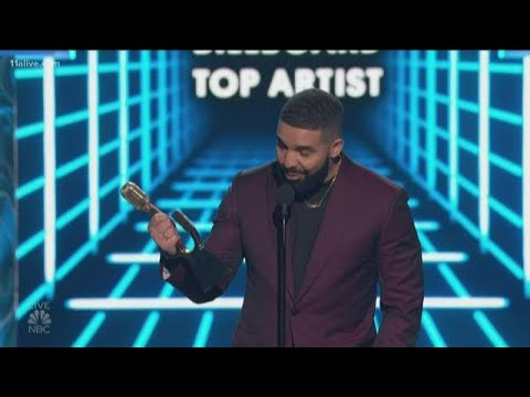 Young Scholar - DRAKE WINS 12 BMA'S
