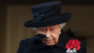 Royal family lead Britain's Remembrance Sunday tributes at Cenotaph service