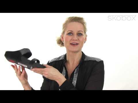 Skobox - Smart FitFlop slippers sandal, Flare Slide - Køb FitFlop sandaler online på skobox.dk