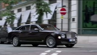 Bentley Mulsanne Bespoke 2013 Visionaries Commercial Carjam TV HD Car TV Show