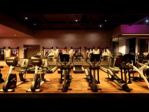 NITRRO - bespoke fitness, south mumbai's largest fitness center