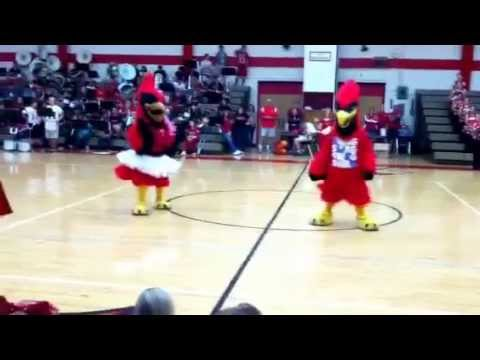 SPPA leadership class develops skits for national mascot ...