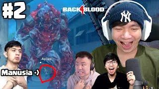 Zombienya GEDE BANGET - Back 4 Blood Indonesia (Veteran) Part 2