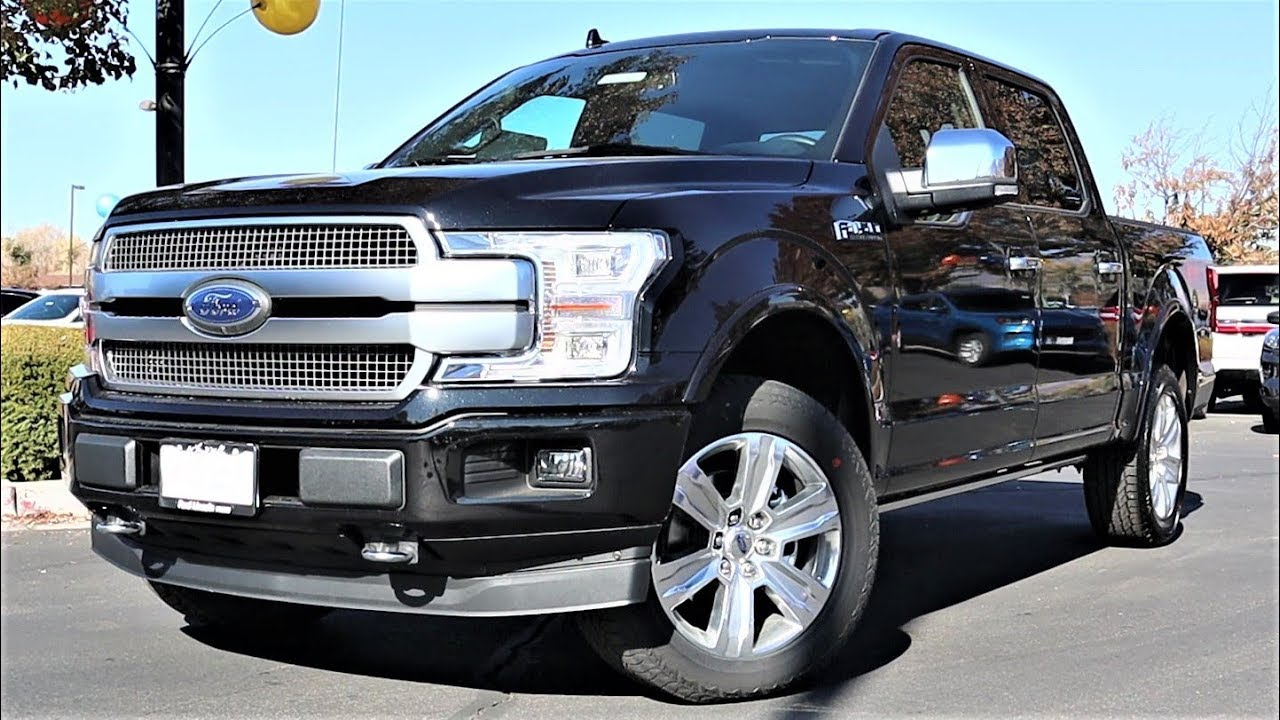 2020 Ford F 150 Platinum Better Overall Truck Than The F 150 Limited Youtube