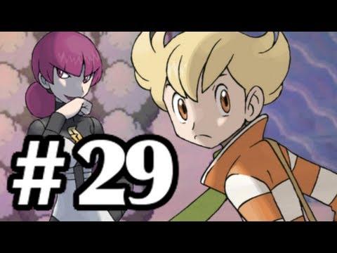Let's Play Pokemon: Platinum - Part 29 - Lake Acuity