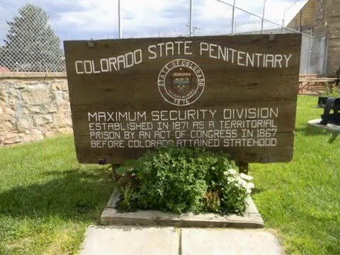 Old Max - Museum of Colorado Prisons