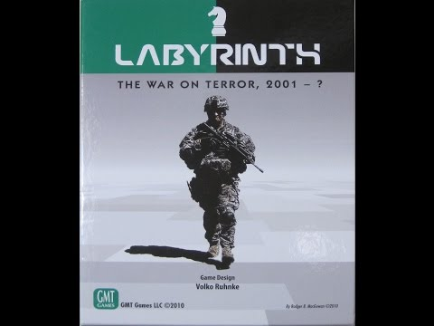 How to play Labyrinth: The War on Terror 2001 - ?