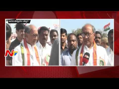 Congress Leader Digvijay Singh On Mahatma Gandhi Rural Employment Scheme || NTV